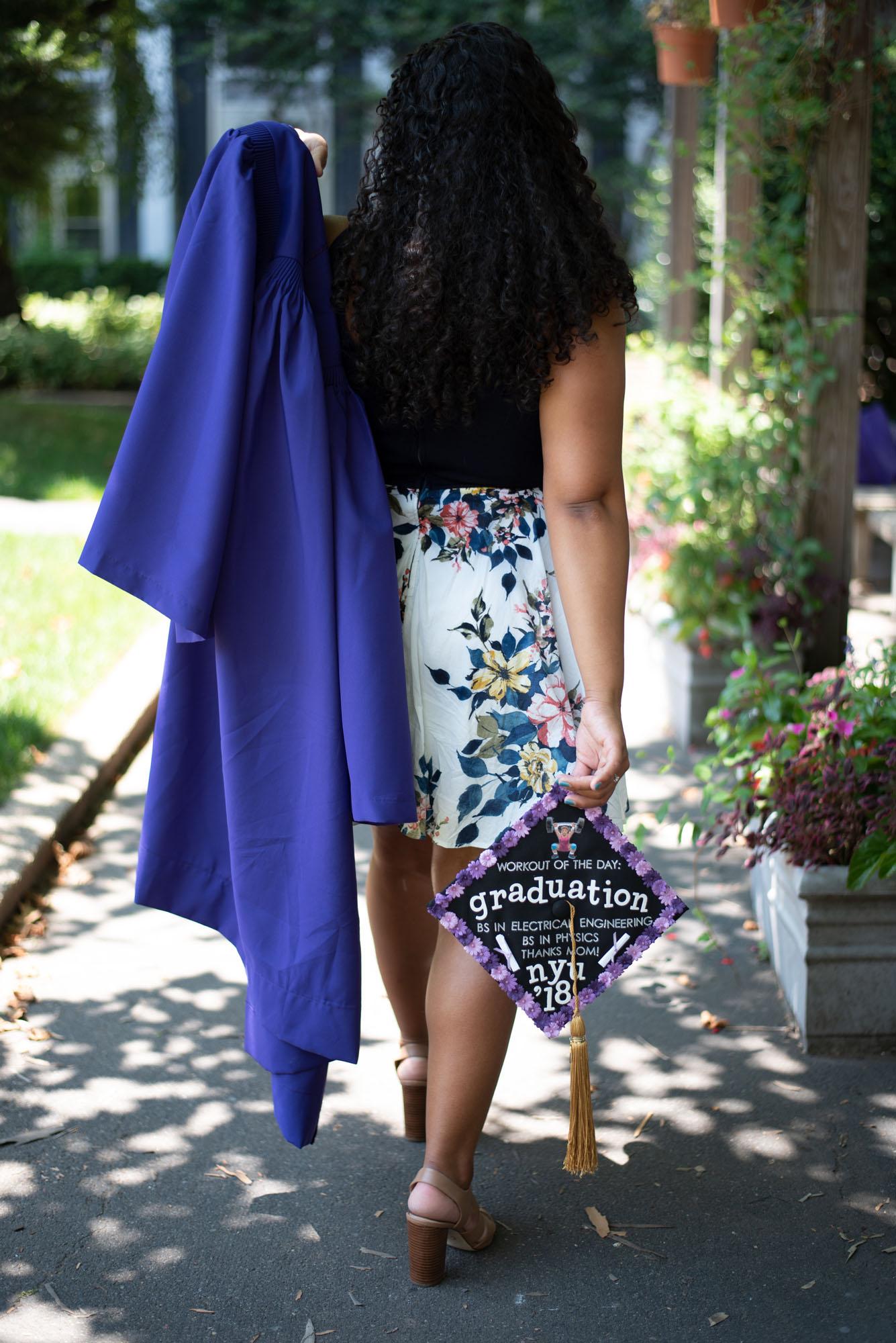 Angie Gonzalez Graduation Picture